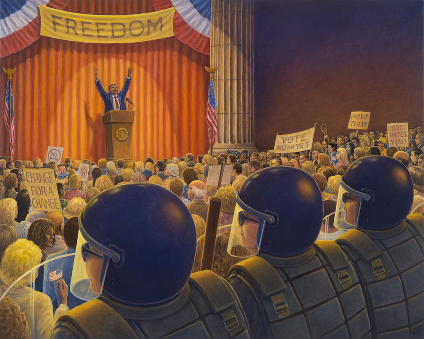 Mark Henson_Cost Of Freedom