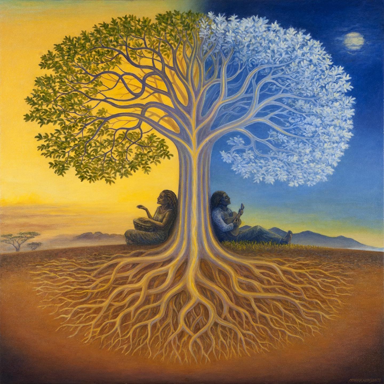 Mark Henson_Djangos Tree