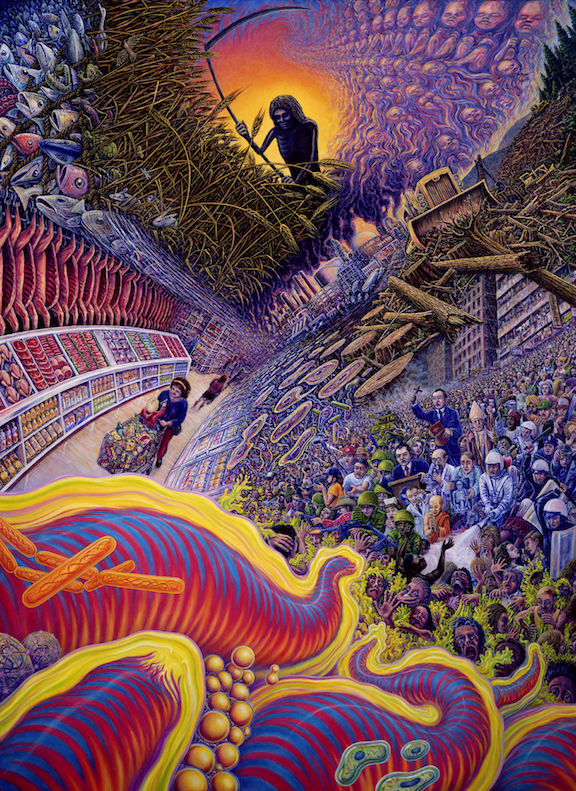 Mark Henson_Fast Food Chain