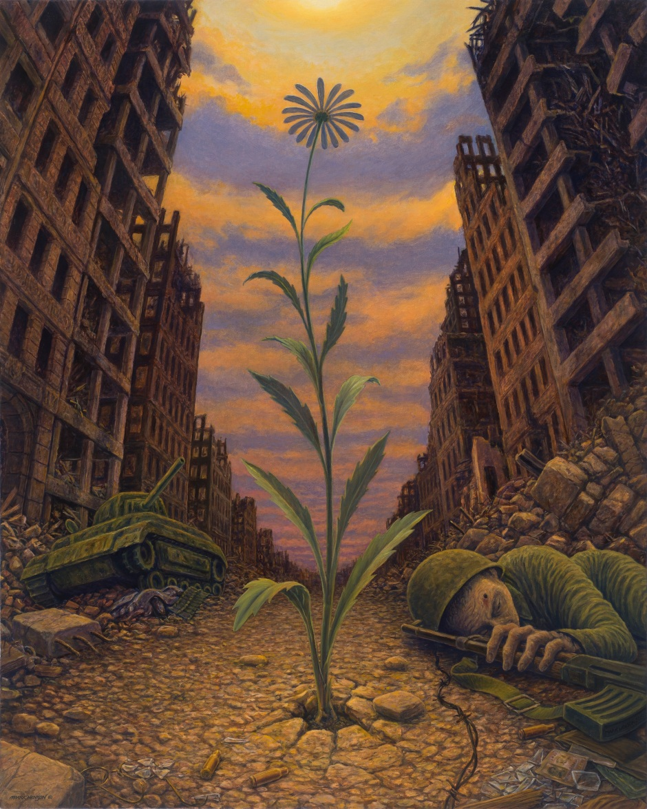 Mark Henson_Force of Life